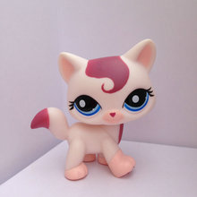 Pet Shop Animal Doll LPS Figure Child Toy Gril  Cat  DWA220