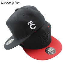 "LOVINGSHA Chinese ""Smart""Embroidery Design Unisex Baseball Caps For Women Hot Selling Men Hip Hop Snapback Caps AD027"