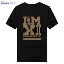 2017 real XII Champions League Winners 12 Ronaldo shirts bale benzema Short Sleeve T Shirt Man casual for madrid fans gift