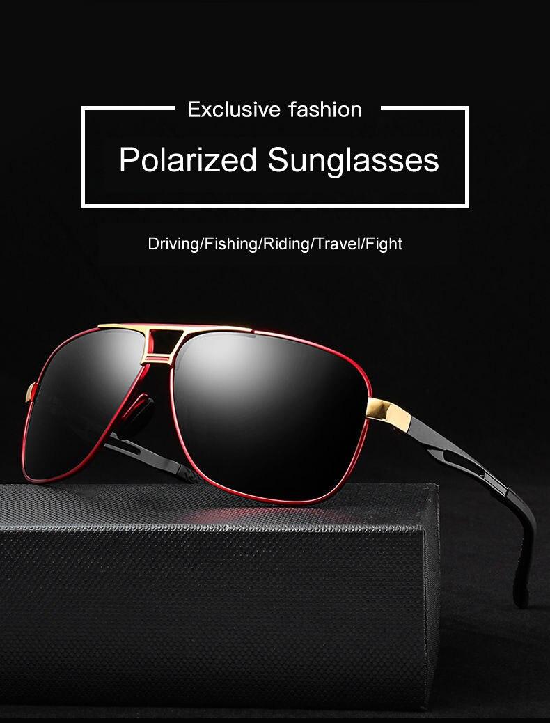 For Men Women Designer Fashion Gradient Oversize Sunglasses Metal 1038 GOLD-GRAY