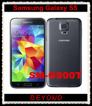 "Samsung Galaxy S5 Original Unlocked 3G&4G GSM Android Mobile Phone SM-G900T Quad-core 5.1"" 16MP WIFI GPS 16GB Dropshipping"