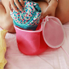 High Quality Underwear To Protect Wash Bag Double Thickening Fine Mesh Laundry Bag Wash Protect Cleaning Mesh Receive Bag