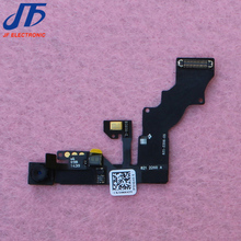 "10pcs/lot For iphone 6 plus 5.5"" Replacement Front Camera Flex Cable Rear Facing with Light  proximity Sensor New Part"