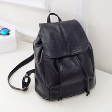 High Quality Women Backpack Large Capacity Shoulder Bag PU Leather School Bags Fashion Travel Backpack for Girls