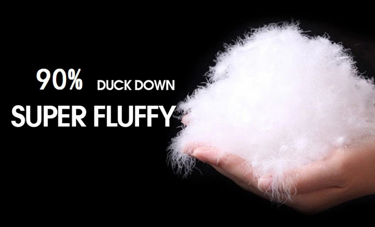 80% super fluffy Duck Down