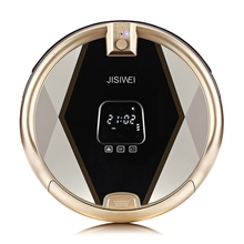 JISIWEI S+ Vacuum Cleaner Smart Robot Vacuum Cleaner for Home And Office(China)