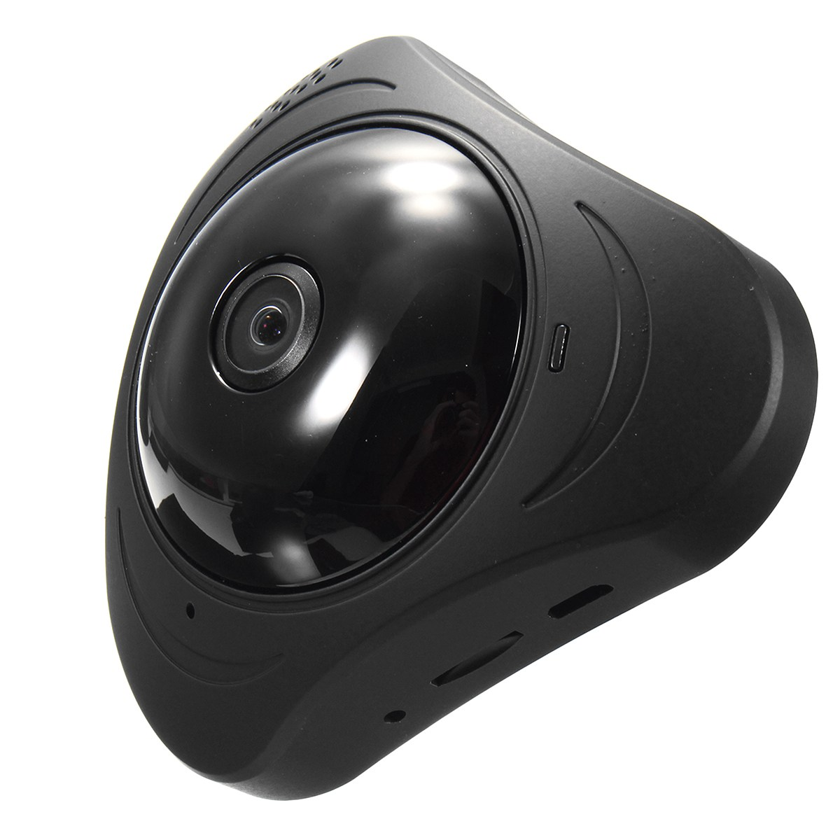 NEW Safurance 3D VR WIFI Camera 360 Degree Panoramic FIsheye 960P WIreless Indoor Home Security Safety Surveillance CCTV<br>