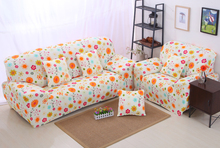 Printed L Shaped Sofa Cover Sofa Slipcovers Cheap Wrap Tight Couch Cover Corner Sofa Furniture Protector Home Decor