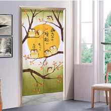 4 Types Doorway Curtain Japanese Decorative for Bistro/Home/Living Room Partition Curtain Restaurant/Coffee Shop/Window Chinese(China)