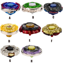 Fashion Creative Beyblade Set Fusion Metal Fight Master 4D Tops Rapidity Launcher Grip Gyro Toys A# dropshipping(China)