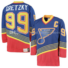 Men's Wayne Gretzky 100% stitched Hockey Jerseys  2017 Winter Classic Premier Jersey