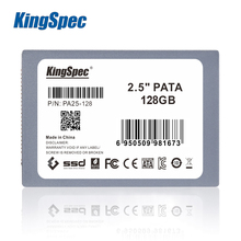 "Kingspec 2.5"" 44PIN PATA IDE SSD 8GB 16GB 32GB 64GB 128GB Solid State Disk Flash Drive Computer SSD Hard Drive Laptops(China)"