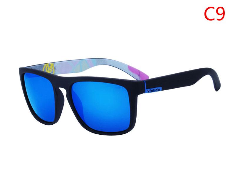 نظارات شمسية للرجال وللسيدات بالوان عصرية جميلة 9