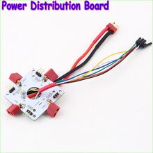 Apm px4 shaft power supply distribution board esc connecting plate power distribution board T-head(China)