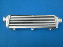 "HOT SELLING FOR Delta Fin Design Aluminum Intercooler for 450x140x50 mm 2.2"" / 55mm Inlet outlet"