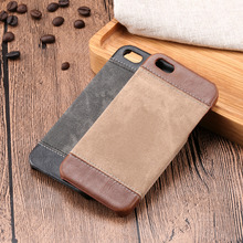 5 5S SE Luxury Jeans Pattern Back Cover For iPhone 5 5S SE High Quality Phone Case Accessories for Apple iPhone Capinhas Celular(China)