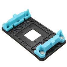CPU Heatsink Retention Module Bracket Backplate Black Motherboard Base Cooling Fan Holder For AM2/AM3/AM3+/FM1/FM2