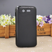 High Quality Best Price Soft TPU Clear Case For Fly IQ440 Energie Cell Phone Cover Pudding Style