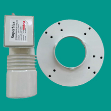 5150 Mhz High Gain low noise high quality SuperMax C Band single Lnb dual polarization Used With Satellite Dish antenna(China)