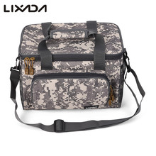 Multifunction fishing bag Lure bag Waist Pack Pouch Pole Package Fish Tackle Bag Waist Fishing Lure Bag Shoulder