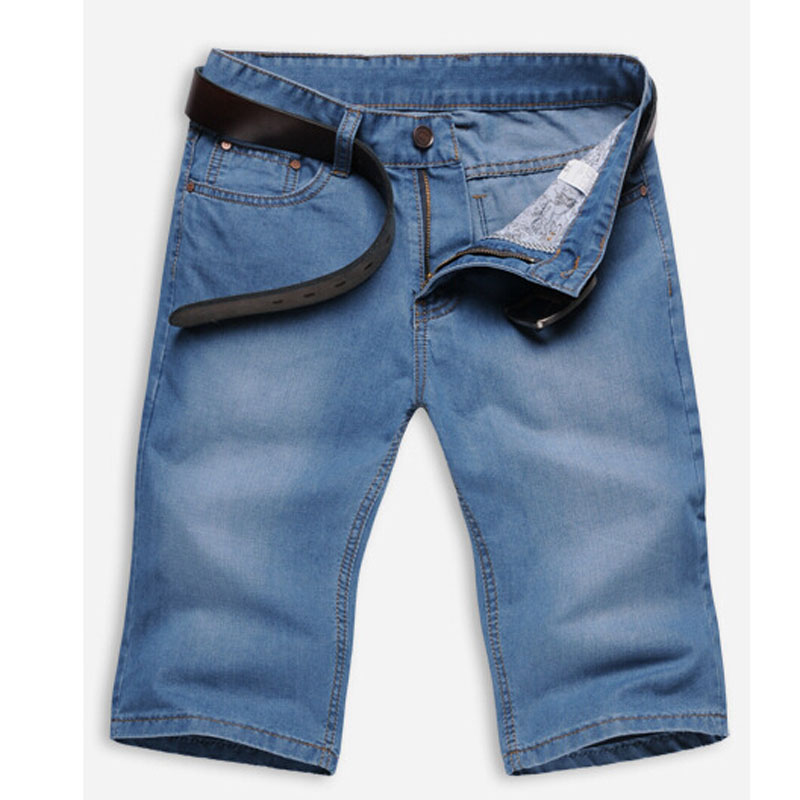 Aliexpress Factory direct sale 2016 summer new youth popular hot sale men Slim fashion casual Denim Shorts Cheap wholesaleÎäåæäà è àêñåññóàðû<br><br><br>Aliexpress