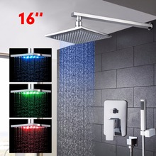 Shower Faucet 16 inch Bathroom Faucet New Brand Hot Cold Water Mixer Outstanding Shower Faucet