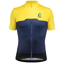 2017 Swedish National team short sleeve cycling jerseys Men's cycling clothing MTB Bicycle clothes Bike Wear maillot cyclisme(China)