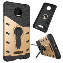 for Moto Z Force Case Heavy Duty Hard Silicone Iron Man Shield Armor Case for Motorola Lenovo Moto Z Force 2016 Droid X4 Coque