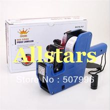 Free Shipping Brand New Pricing Price Labeler Tag Tagging Gun Shop Equipments(China)