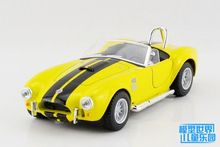 1 PC 12.5cm Alloy model car toys 1:32 ford 1965 Shelby Cobra convertible