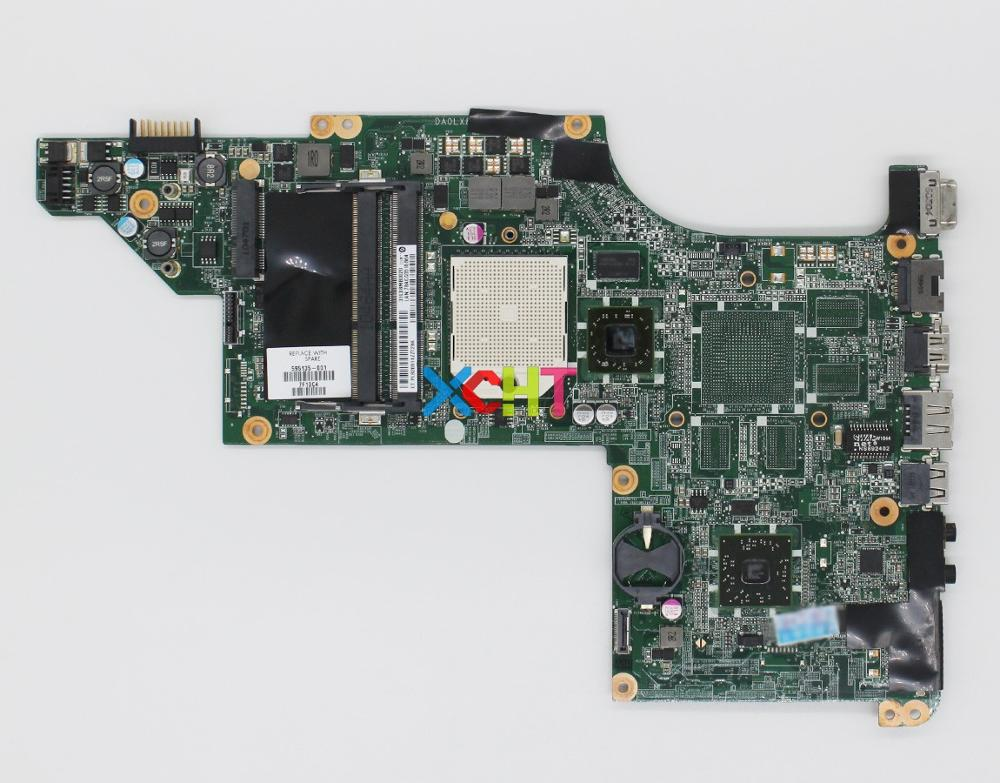 XCHT for HP DV6-3000 DV6Z-3000 DV6Z-3100 DV6Z-3200 Series 595135-001 DA0LX8MB6D1 Laptop Motherboard Mainboard Tested
