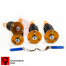 Coilover Suspension Kits for Honda ACURA TSX 2009-2014 Shock Struts For Honda Accord 8th Gen 08-12 Height Adj.