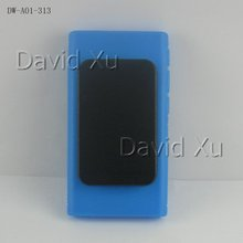 Good quality Good price! Hard back clip case for iPod Nano 7 fast shipping free shipping via DHL/EMS 100PCS/LOT case for Nano 7
