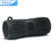 IPX6 Waterproof Bluetooth Speaker, Outdoor Speaker with 2 x 3W Drivers Enhanced Bass, Built-In Microphone/Hands-Free (10pcs/lot)