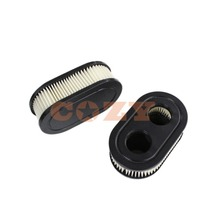 2 x Lawn Mower Air Filter for Briggs & Stratton 798452 593260 09P702 Stens 102 851 550 500 E EX ES Series Mower Parts(China)