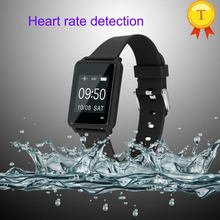 hot sales long standby Smartband CE/RoHS/FCC Bluetooth 4.0 OLED Heart Rate Monitor Vibration remind Smart Bracelet for iphone 7s