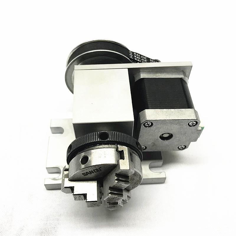 50mm Chuck 4th axis (4)