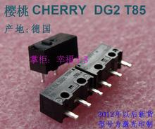 CHERRY DG2 T85 black dot mouse micro switch mouse button gold alloy contacts 0.74N made in Germany(China)