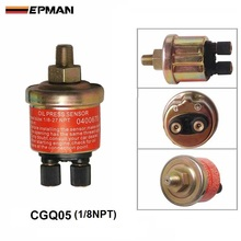 EPMAN - Oil pressure Sensor Replacement for Defi Link and for Apexi oil pressure gauge Just for our shop's gauge For VW EP-CGQ05(China)