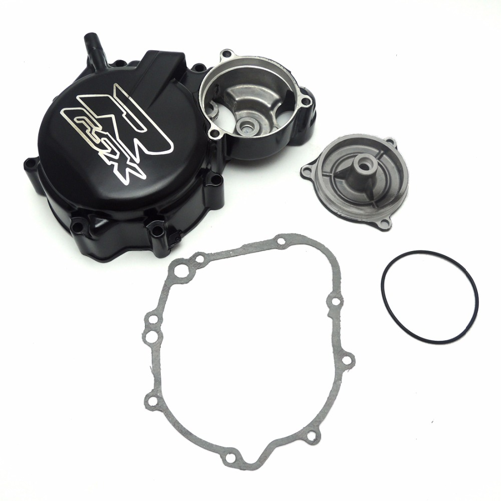 For Suzuki Gsxr 600 750 Engine Stator Crank Case Cover for Suzuki GSX-R 600 750 2006-2015 Motorcycle Engine Stator Cover<br>