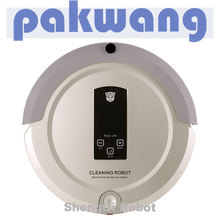 PAKWANG Smart Sweeping Automatic Rechargeable Vacuum Cleaner Remote Control Dust Cleaning A325 Robot Vacuum Cleaner for Home