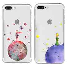The Little Prince for iPhone 7 6 6S Plus X 8 5 5S SE 5C 4S Case For Xiaomi Redmi 4 4A 3S 3 S 4X Note 3 4 Pro Prime 4X