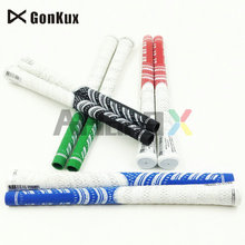 Gonkux Free shipping New Golf Clubs Grip Golf Club Accessary Golf Grip 4 Colors Rubber Grip Carbon Yarn 25pcs/lot