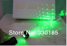 high power 1w 1000mW 532nm Green Laser Pointers Adjustable Focal burn match candle lit cigarette wicked lazer torch+charger+box