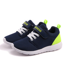 Brand Toddler Boys Shoes Breathable Mesh Soft Casual Girls Shoes Trainers For Kids Footwear Children Sneakers