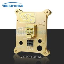 WL PCIE Hard Drive Test Stand for iPhone 6S 6S Plus 7 7 Plus NAND Flash Repair HDD Serial Number Hard Disk Repair(China)