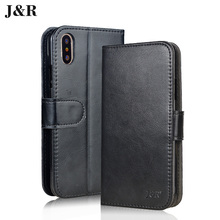 Buy Luxury Leather Case iPhone X Wallet Flip Cover Apple iPhone 8 5.8 Inch Magnetic Stand Phone Cases Card Holder for $3.97 in AliExpress store