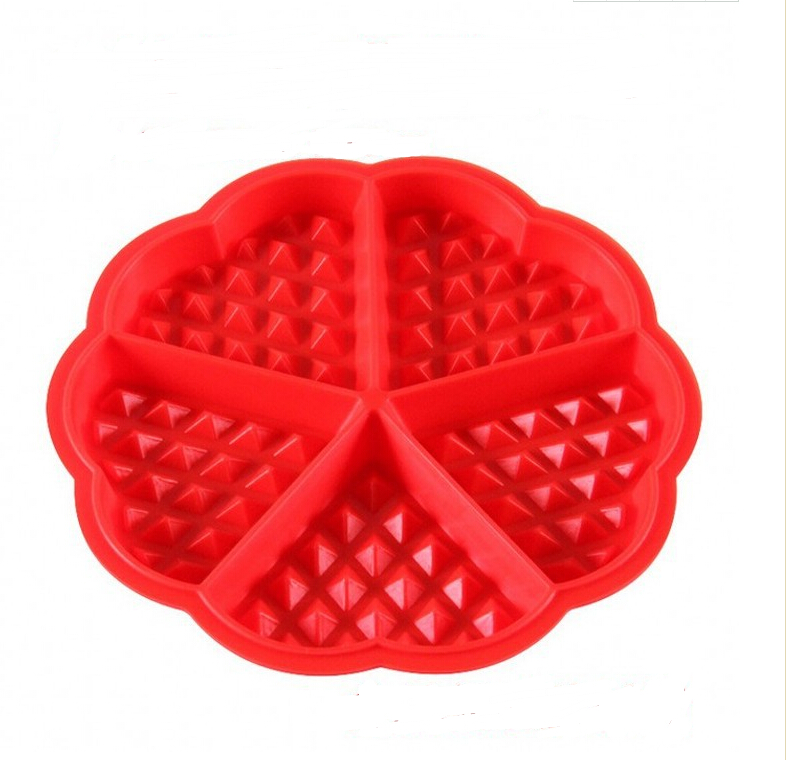 Silicone Waffle Makers for Kids 6