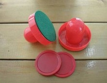 One Set Popular Sport Air Hockey Table Parts Acessory Strike ball cake 65mm diameter(China)