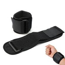 1Pcs Adjustable Wrist Support Brace Brand Wristband Men Women Gym Wrestle Professional Sports Protection Wrist